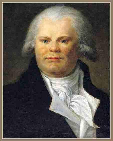 Danton Georges Biografia