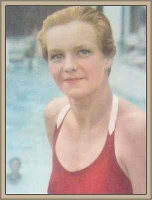 Nadadora Argentina Jeannete
