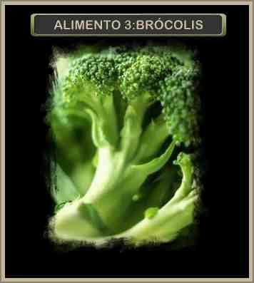 brocolis alimentos saludables