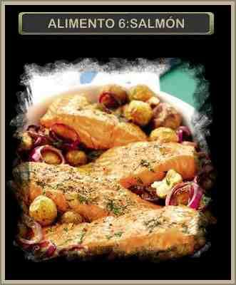salmon alimentacion saluble