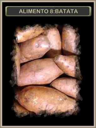 batata alimento sano