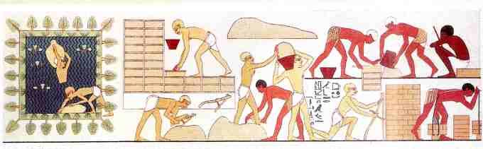 el pueblo judio en egipto sufre persecusiones