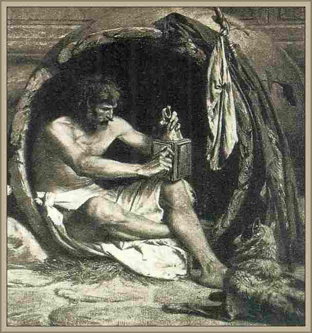 Vida de Diogenes Filosofo Cinico