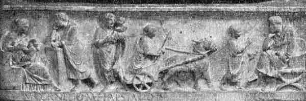 la educacion romana