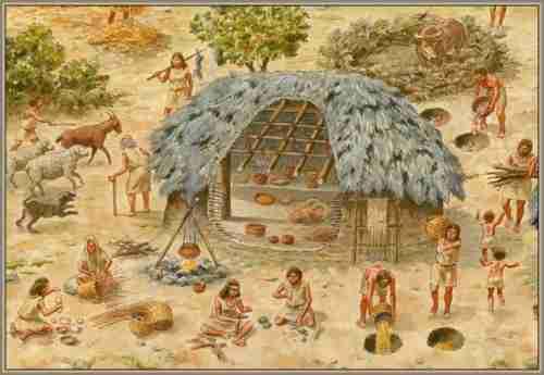 historia de la educacion pueblos prehistoricos