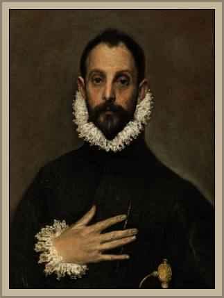obra de arte del Greco en España