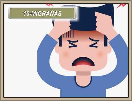 dolor de cabeza, migraña enfermedad