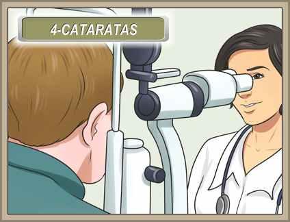 enfermedad habitual cataratas