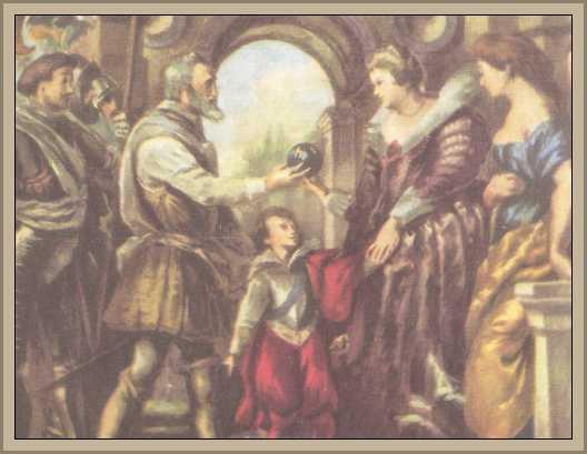 casamiento de enrique IV Borbón