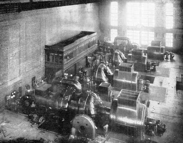generadores de corriente electrica