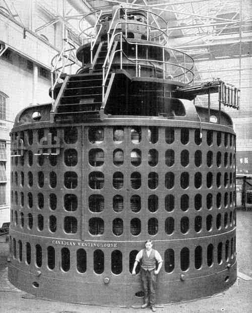 generador de energia electrica