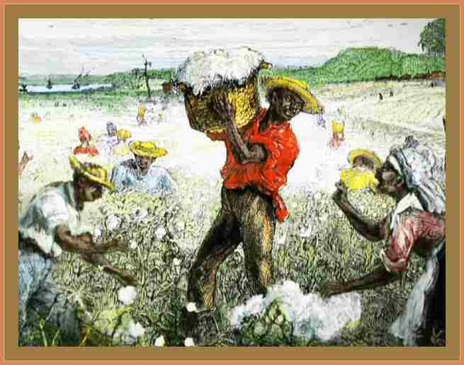 historia esclavitud en estados unidos
