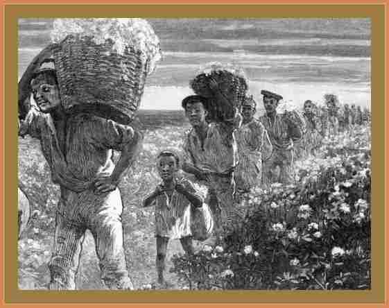 origen esclavitud en estados unidos