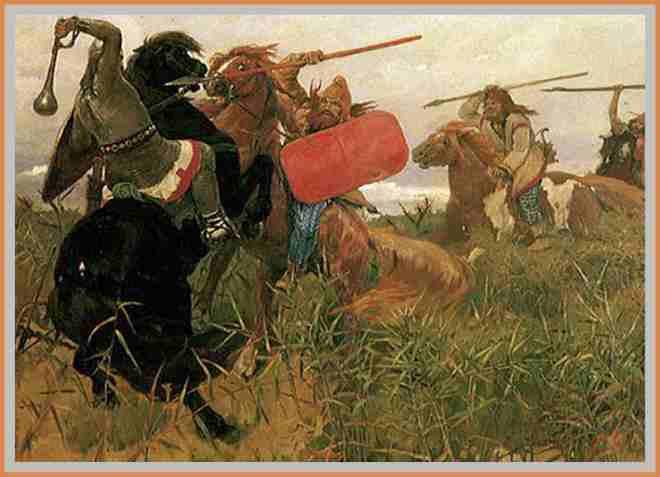 pueblos eslavos