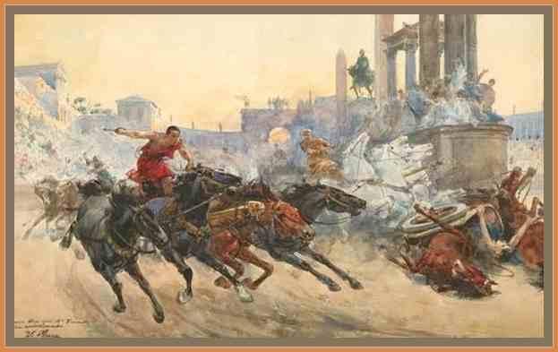 espectaculos publicos en roma antigua