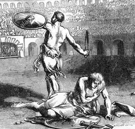 Los Espectaculos Publicos en Roma Antigua
