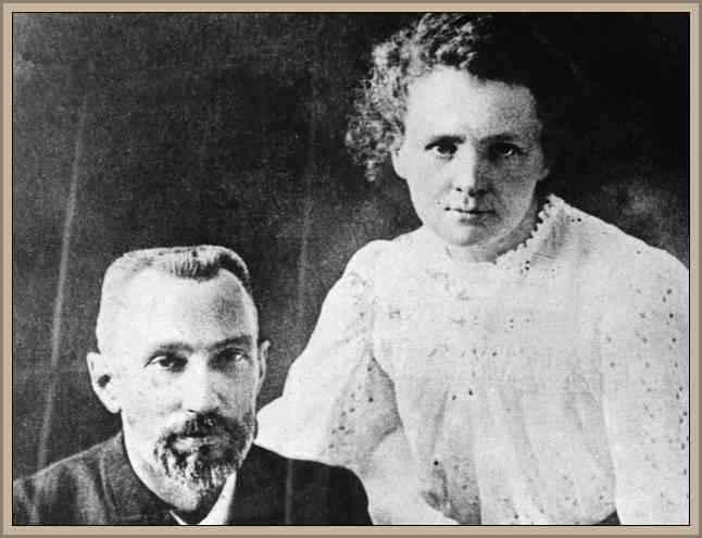 El Descubrimiento del Radio y Polonio Los Esposos Curie