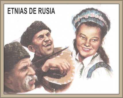 pueblos de rusia