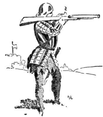 primeras armas de fuego