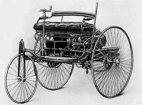primer automovil