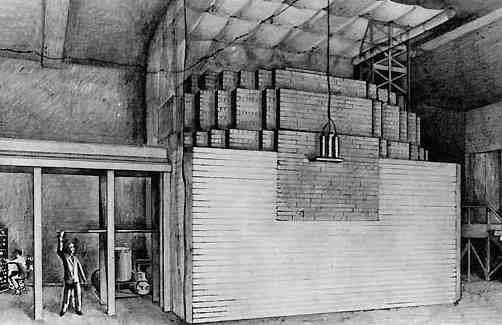 primer reactor atomico
