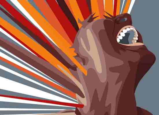 experimento sobre la ira euforia