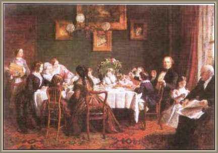 evolucion de la familia en la historia