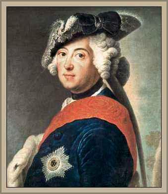 Biografía de Federico II el Grande Rey de Prusia