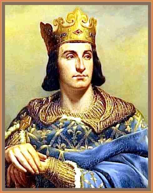 biografia de felipe augusto de Francia-historia de su reinado