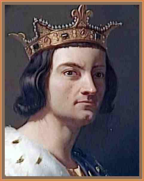 biografia de felipe IV de francia