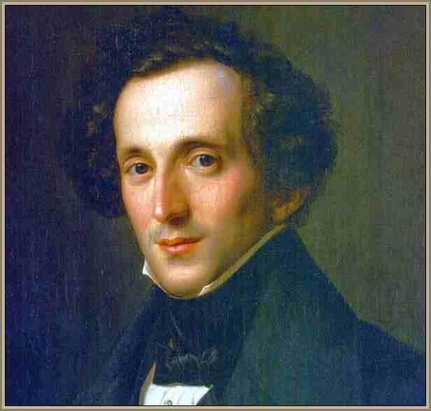 Biografia de Felix Mendelssohn