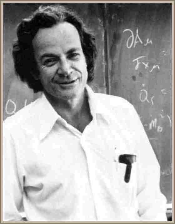 Biografia de Feynman Richard P.