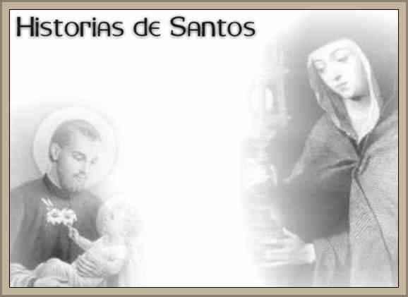 biografia de santos