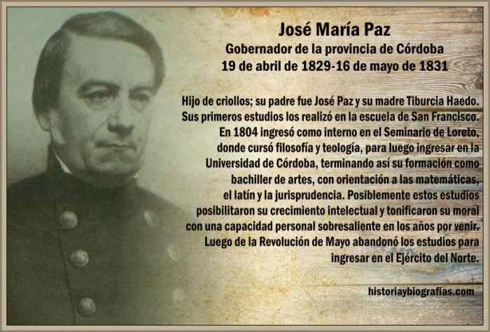 Jose María Paz