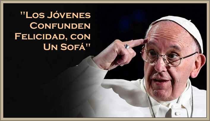 frases famosas del Papa Francisco