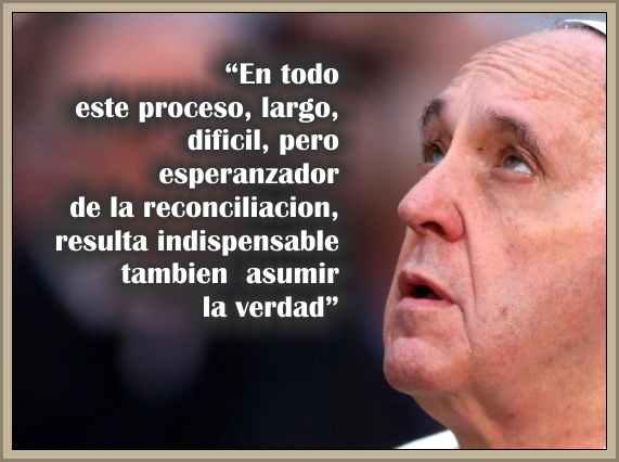 Frases famosos del papa