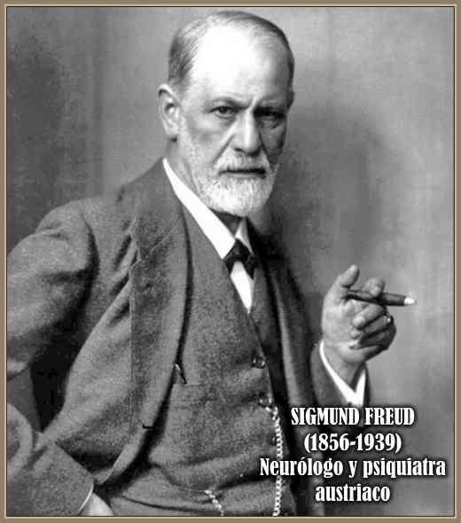 Biografia de Freud Sigmund