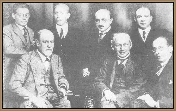 Freud Sigmund y sus discipulos