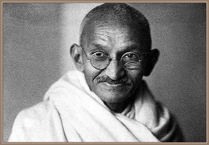 Biografia de Gandhi Vida y Lucha Por La Independencia de la India
