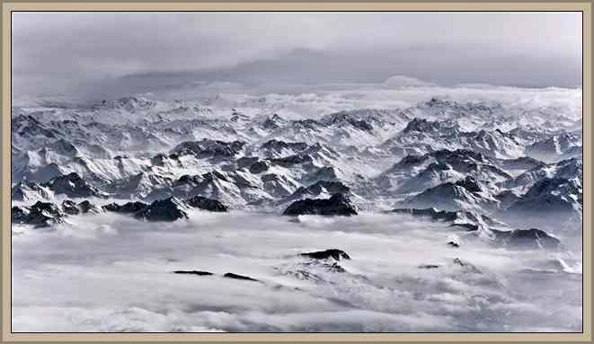 Las Glaciaciones:Causas y Consecuencias-Antiguedad y Etapas