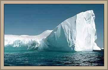 glaciar casquete