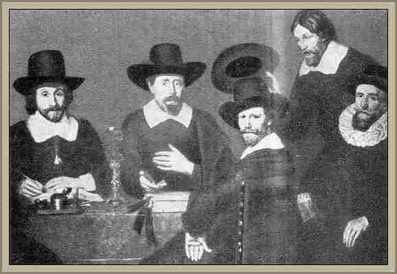 Un gobierno municipal en el siglo XVI