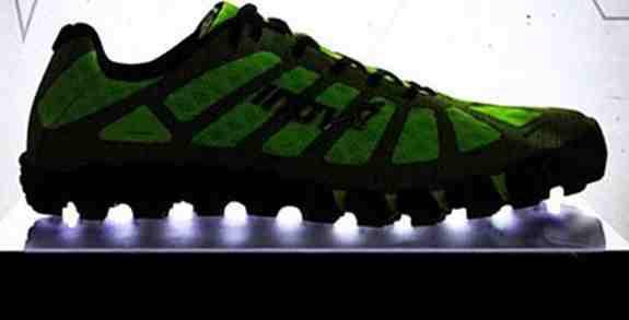 calzado deportivo de grafeno