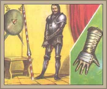 historia del guante