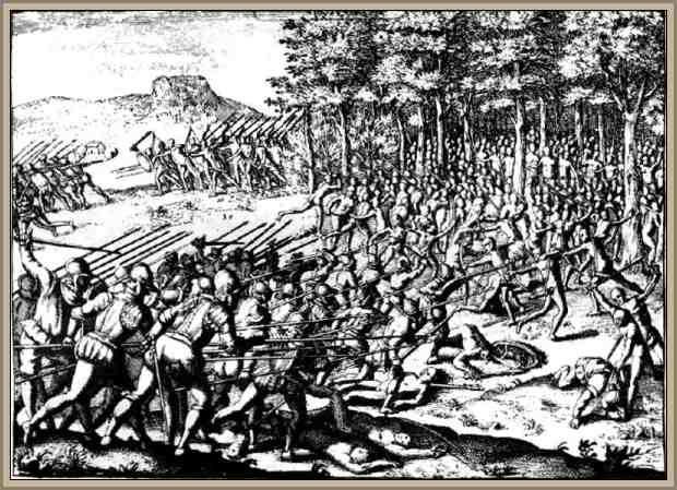 batalla de las salinas