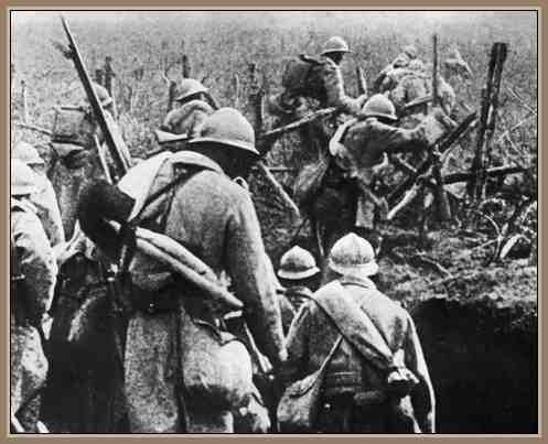 Primera Guerra Mundiual: Batalla de  Verdun