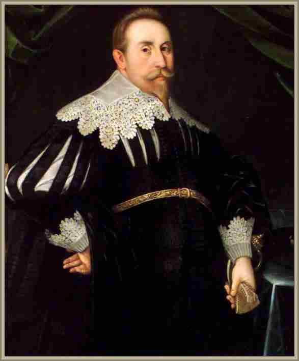 Biografia de Gustavo II Adolfo de Suecia
