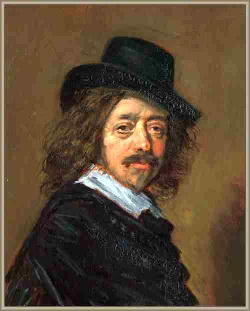 Biografia de  Frans Hals