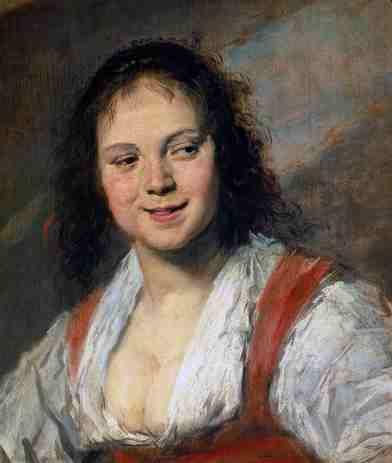 La Gitana- Frans Hals