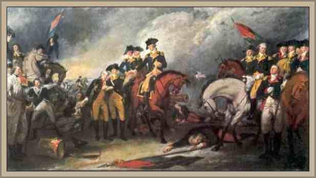 hessianos batalla de trenton